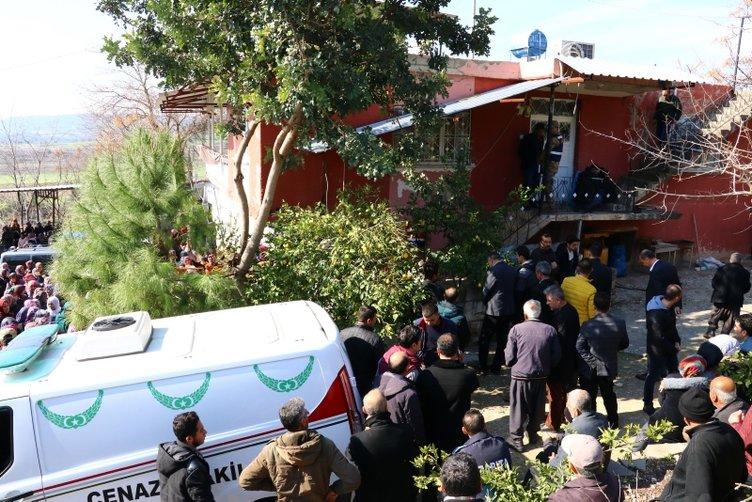 Osmaniye'de yaşlı çift evlerinde öldürülmüş bulundu