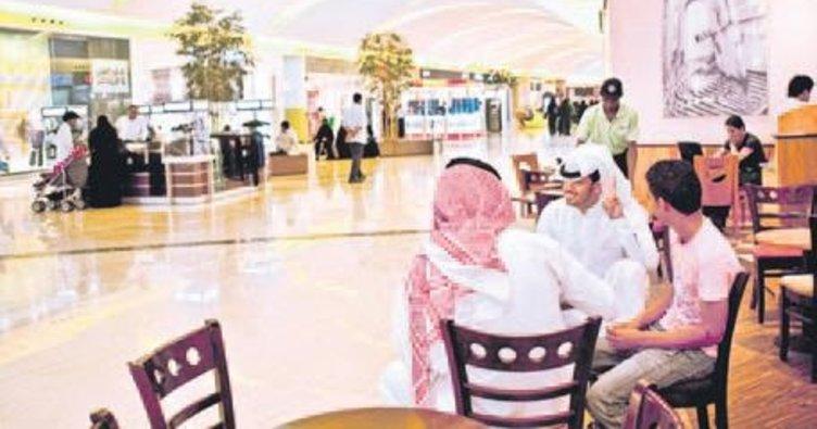 En çok alışverişi Suudiler yaptı