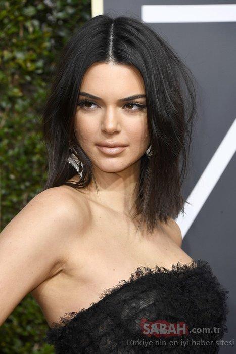 Ünlü manken Kendall Jenner'ın yıllar önceki hali şoke etti! İşte Kendall Jenner'ın değişimi...