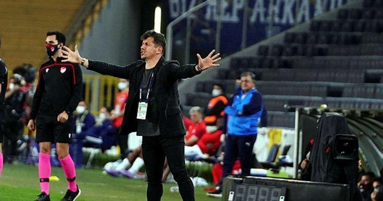 Emre Belözoğlu'dan maç sonu flaş ifadeler! Benim futbol anlayışımda bu yok