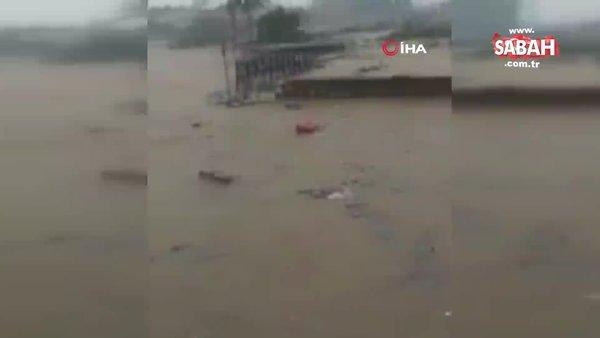 Fildişi Sahili'nde sel felaketi: 5 ölü   Video