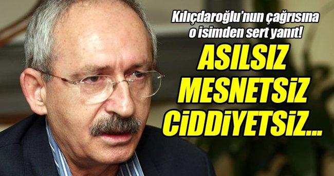 Nihat Zeybekci'den Kemal Kılıçdaroğlu'na sert yanıt!