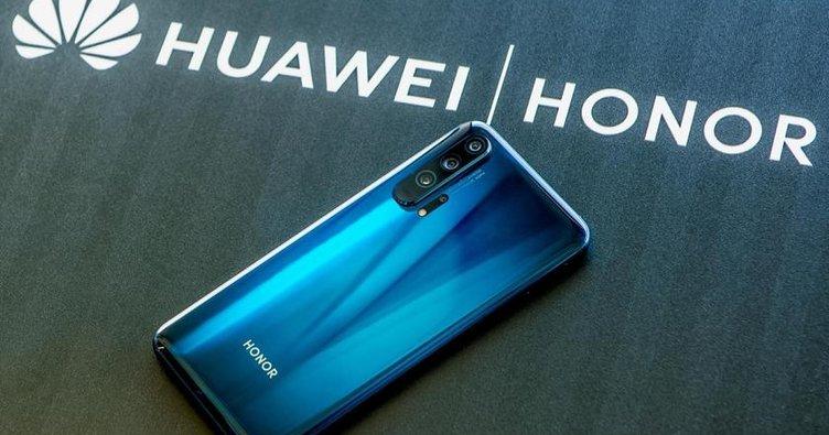 Huawei akıllı telefon markası Honor'u satıyor