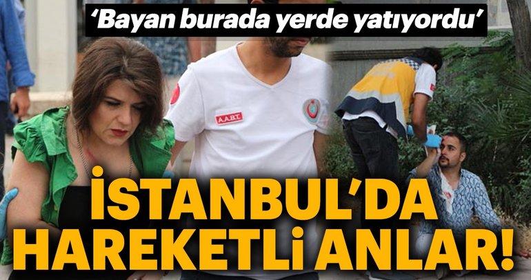 Son Dakika Haber: İstanbul Beyoğlu'nda hareketli dakikalar