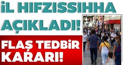 Son dakika haberleri: İzmir'de Kovid-19 salgınıyla mücadelede yeni kararlar alındı