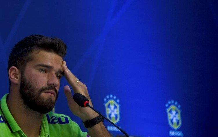 Brezilya'nın 1 numarası Fenerbahçe'ye...