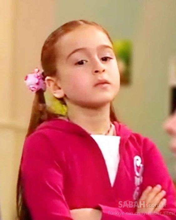 Bez Bebek'in Yağmur'u Asena Keskinci son hali ile ağızları açık bıraktı! Asena Keskinci kızıl saçlarıyla ünlü oyuncuya benzetildi...