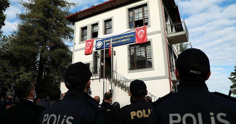 Rizeli Şehit Polislerin ismi karakollarda yaşayacak