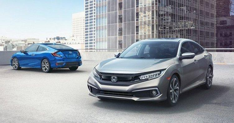 2019 Hondalara Sürpriz özellik Otomobil Haberleri