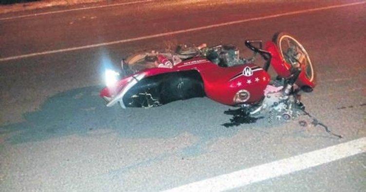 Beydağ'da trafik kazası: 1 kişi öldü