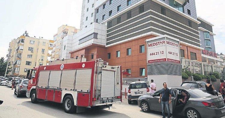 Hastanede klima patladı 1 kişi öldü 3 kişi yaralandı