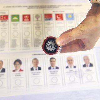 Haydi Türkiye sandığa! Oy verme işlemi başladı