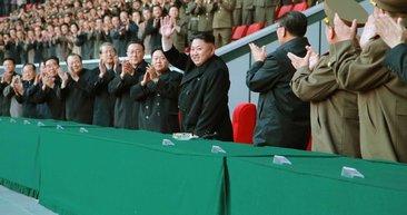 Kuzey Kore hakkında şok gerçek! Eğer gol atıldığında sevinirseniz...