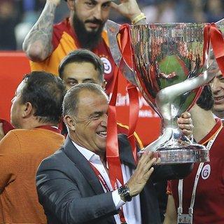 Kupa avcısı Fatih Terim