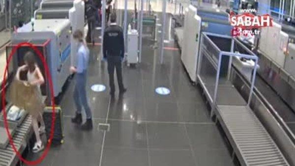 Son dakika: PKK'lı kadın sahte pasaportla yurt dışına kaçmak isterken yakalandı