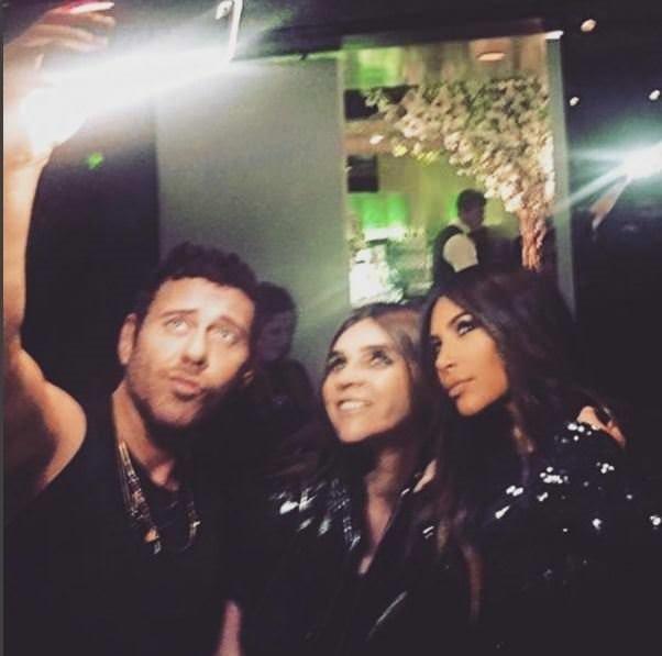 Kim Kardashian'ın Mert Alaş takıntısı