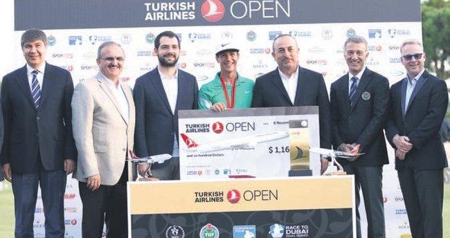 Antalya'da zafer Olesen'in