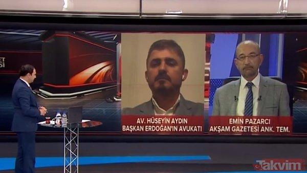 Yunan gazetesinin attığı alçak manşete Başkan Erdoğan'dan suç duyurusu | Video