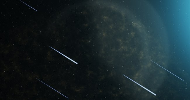 Meteor nedir, nasıl oluşur? Meteor (Göktaşı) düşmesi neden olur, ne anlama gelir? İzmir'e meteor düştü iddiası! - Son Dakika Haberler