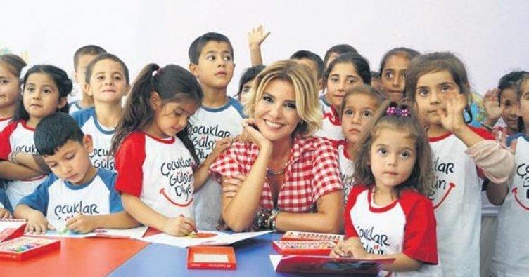 39'uncu anaokulu Diyarbakır'da açıldı