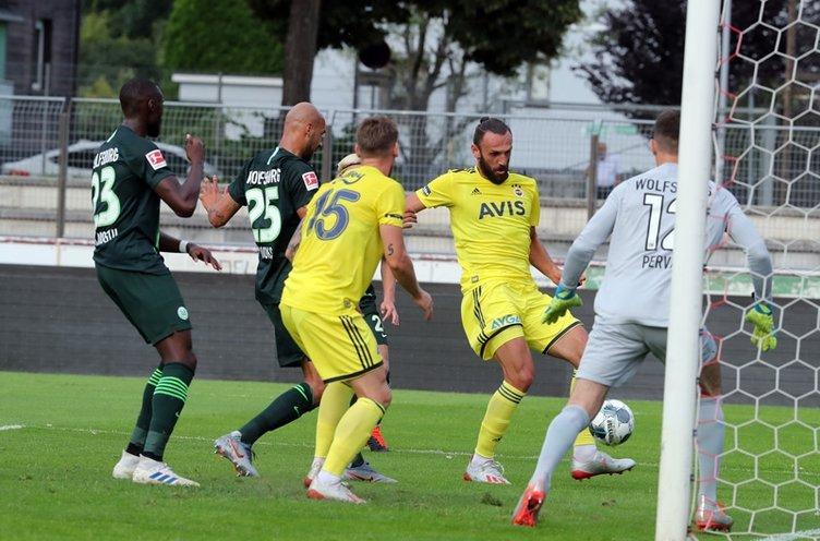 Fenerbahçe - Wolfsburg maçında yeniler nasıl oynadı?