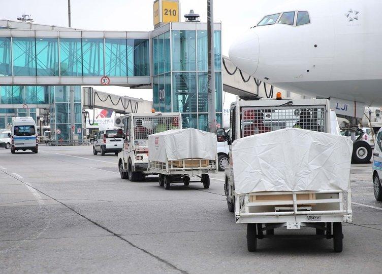 Havalimanındaki en acı karşılama