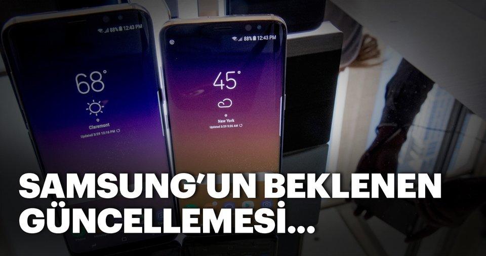 Samsung Galaxy S9 için Android 9.0 Pie beta çıktı!