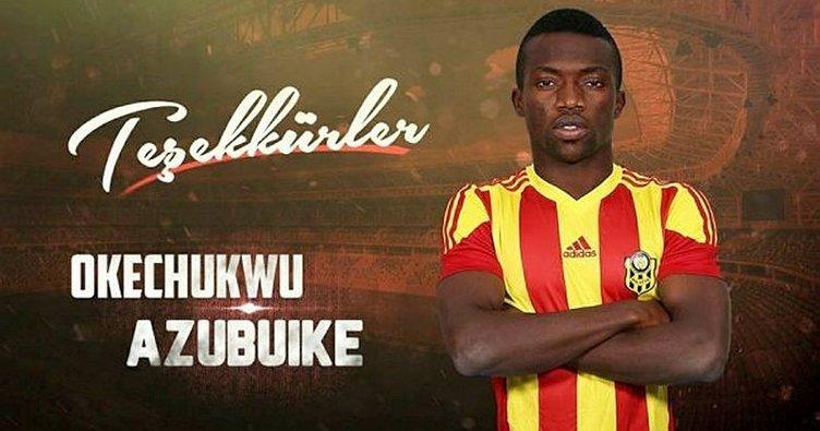 Yeni Malatyasporlu Azubuike, Pyramids FC'ye transfer oldu