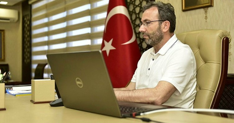 """Cumhurbaşkanı Erdoğan'a ilgi ve alakalarından dolayı müteşekkiriz"""""""