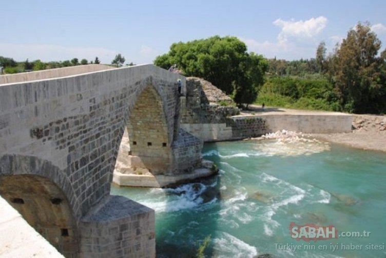 Tarihe tanıklık eden köprüler