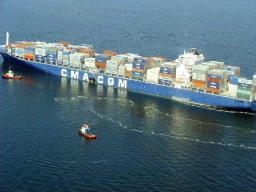 Körfez'de gemiler çarpıştı