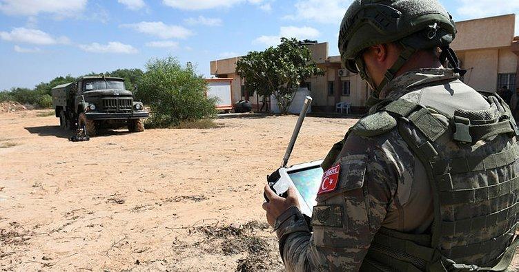 TSK'den Azerbaycan ordusuna mayın temizleme desteği