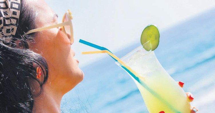 Yazın içeceklere buz atmak ishale neden olabilir