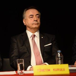 Galatasaray başkanı Mustafa Cengiz'den divanda şok tepki