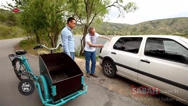 Eski kasa Volkswagen Golf'ünü onlara bırakmıştı! Geri döndüğünde manzara karşısında şoke oldu!