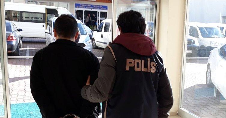 Antalya'da terör propagandasına 13 gözaltı