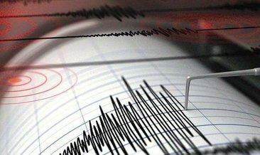 Son dakika: Erzurum'da deprem