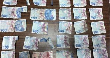 ATM'lere sahte para yatırıp bankaları dolandırmışlar!