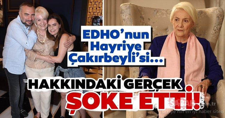 Eşkıya Dünyaya Hükümdar Olmaz'ın Hayriye Çakırbeyli'si Sabina Toziya maşallah dedirtti! EDHO oyuncusu Sabina Toziya hakkındaki gerçekle şaşırttı!