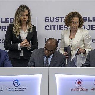 Sürdürülebilir Şehirler Projesine 500 milyon avroluk finansman desteği