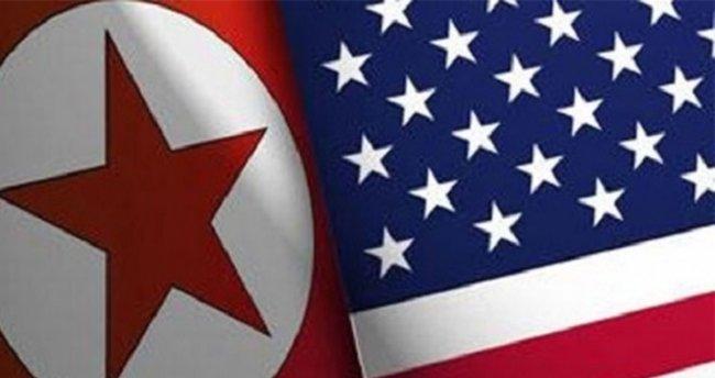 ABD'den Kuzey Kore hakkında flaş açıklama!