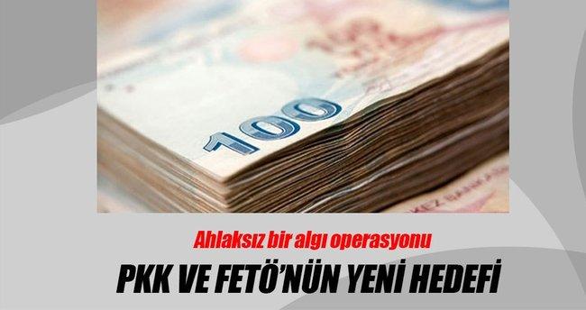 PKK ve FETÖ'nün yeni hedefi bankalar