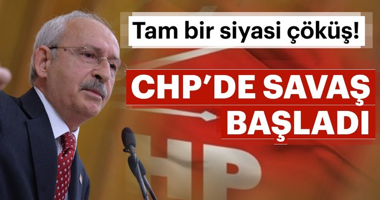CHP'de neyin savaşı veriliyor?