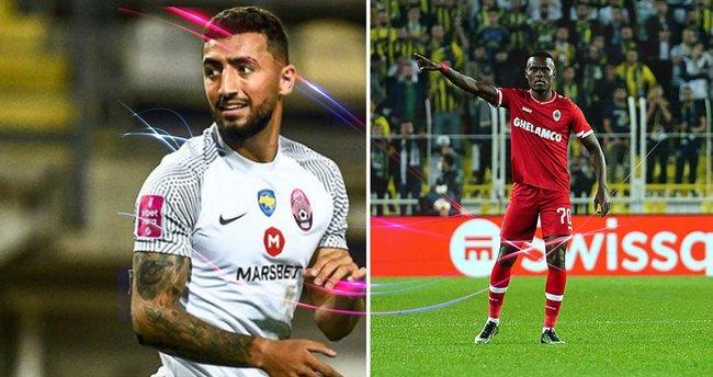 Fenerbahçe'nin kiralıkları Avrupa'ya damga vurdu! Samatta ve Allahyar sahne aldı