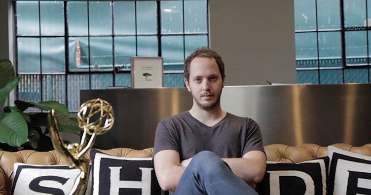 Emmy ödüllü Türk grafiker