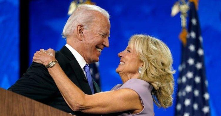 Joe Biden'dan Sevgililer Günü kutlaması! Beyaz...