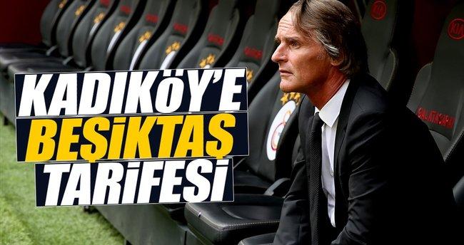 Kadıköy'e Beşiktaş tarifesi