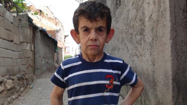 Küçük Mehmet'in yaşlılık dramı!