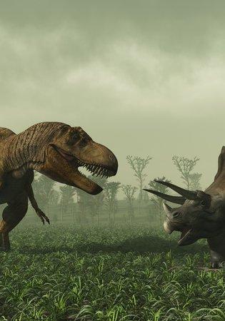 Dinozorlara ait parmak izi keşfedildi