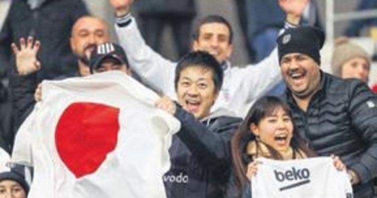 Vodafone'a Japon akını